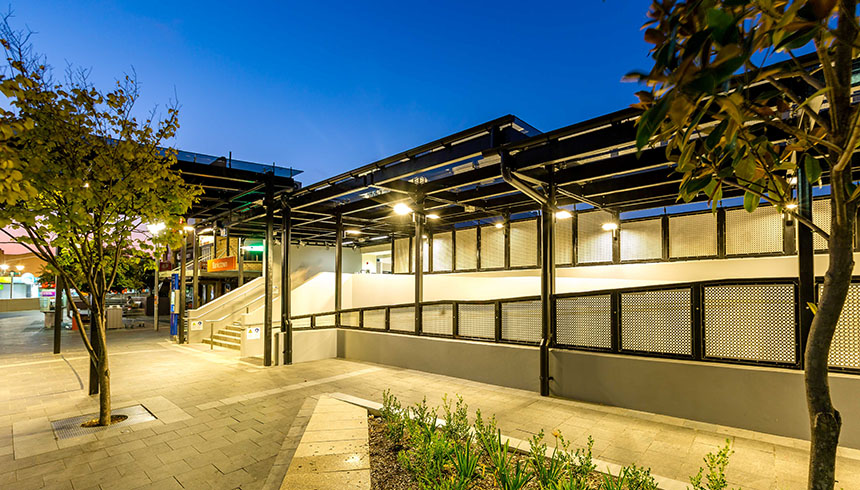 Bankstown Station DDA Upgrade