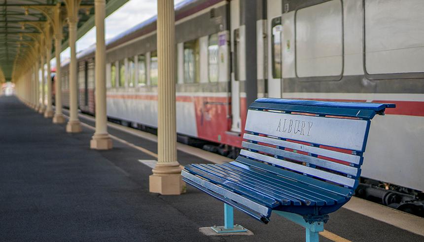 2016 - Rail - Albury - 03