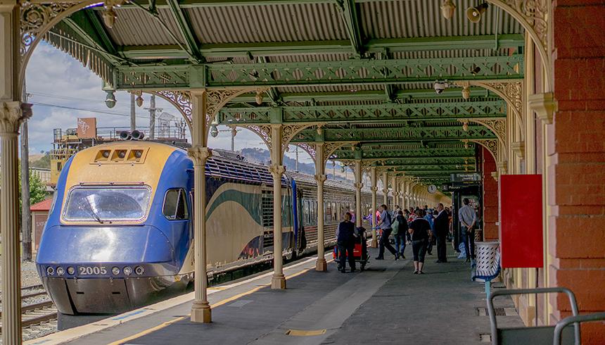 2016 - Rail - Albury - 05