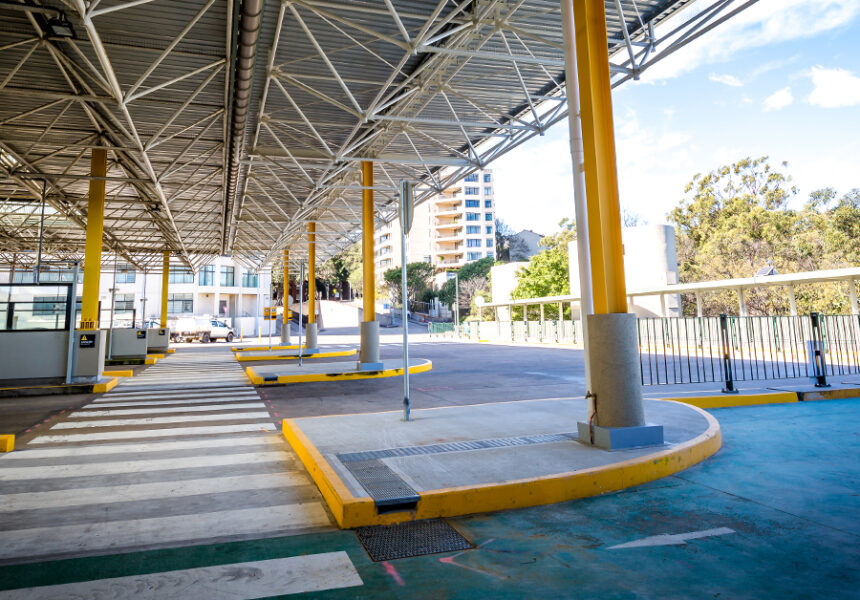 Edgecliff Station_3 Bus Interchange