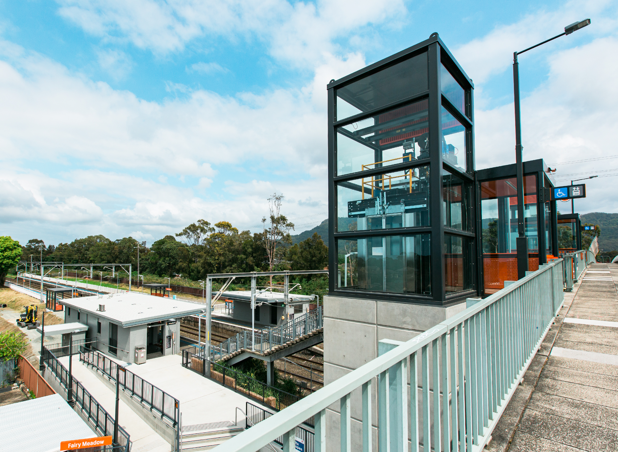 Degnan Fairy Meadow Station Upgrade