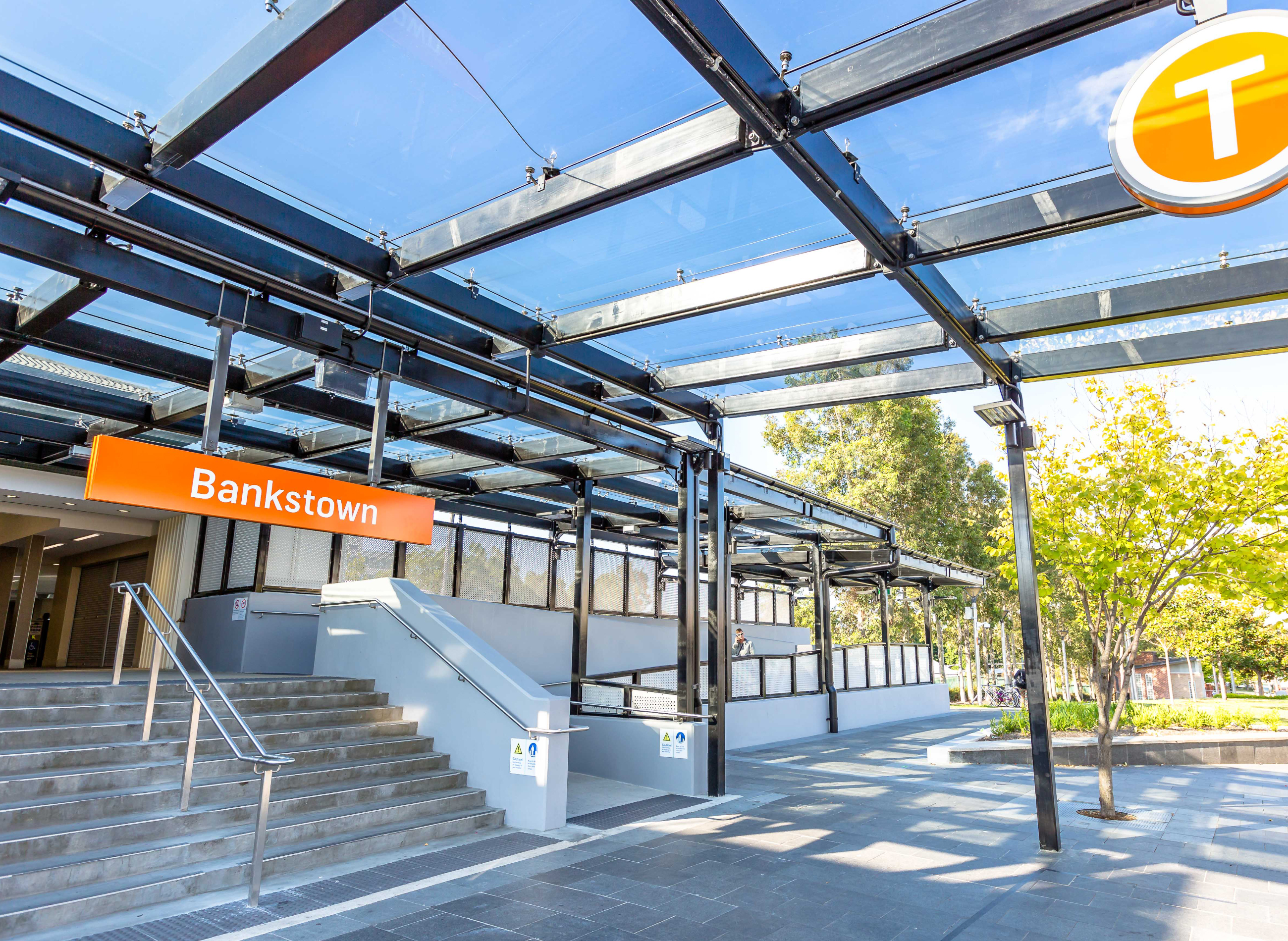 Degnan Bankstown Station Upgrade