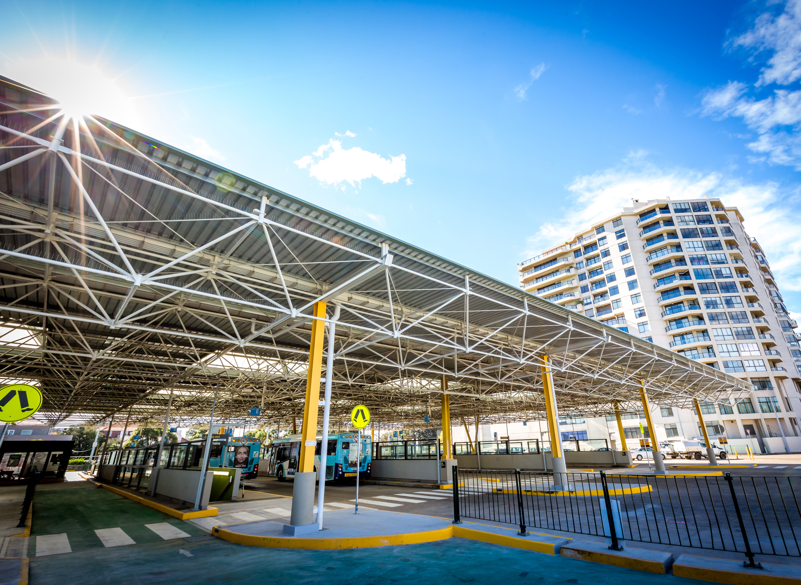 Degnan Edgecliff Station Upgrade
