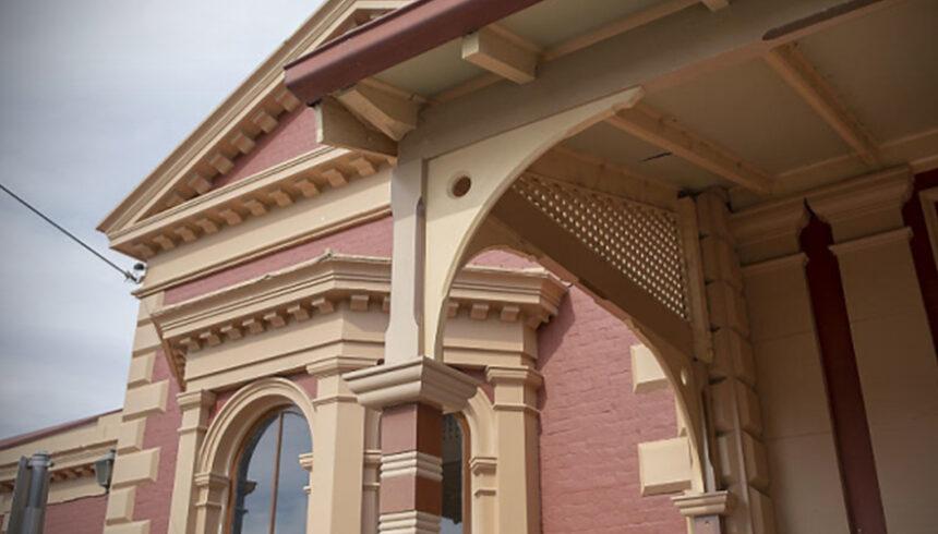 Goulburn Station Heritage Details