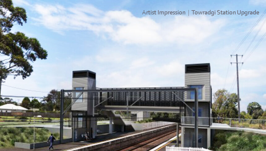 Degnan   Towradgi Station Upgrade