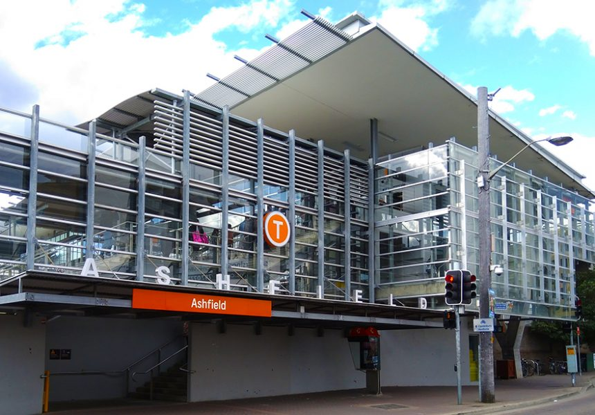 Degnan Constructions Lift Replacement Ashfield Station