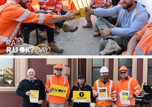 Degnan Constructions Rail RUOK 2021